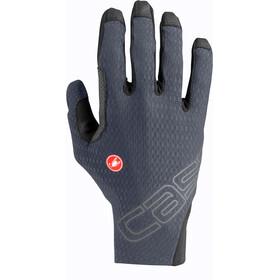 Castelli Unlimited Long-Finger Gloves dark steel blue